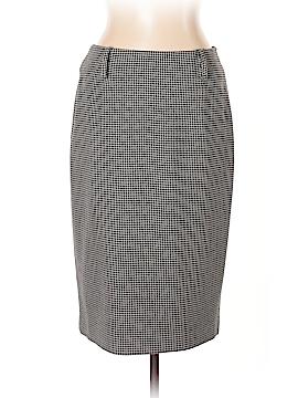 AK Anne Klein Wool Skirt Size 10
