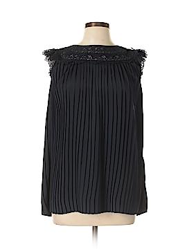 Ralph Lauren Blue Label Short Sleeve Blouse Size 10