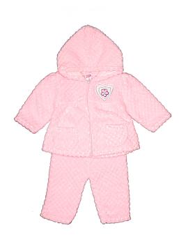 Coney Isle Fleece Jacket Size 3-6 mo