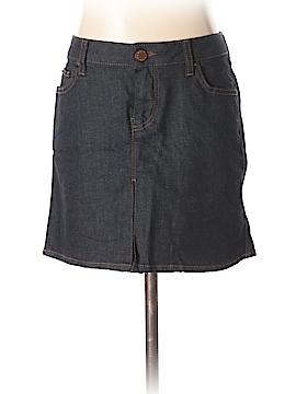 Zara Denim Skirt Size 4