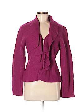For Cynthia Wool Blazer Size M (Petite)