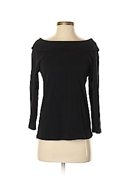 Rafaella Long Sleeve Top Size S