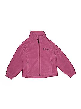 Columbia Fleece Jacket Size S (Youth)