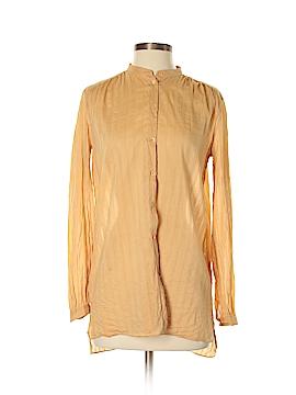 Massimo Dutti Long Sleeve Blouse Size 4