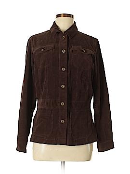 Sag Harbor Long Sleeve Button-Down Shirt Size 6