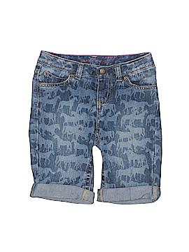 Lands' End Denim Shorts Size 6 mo