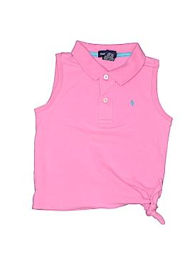 Ralph Lauren Sleeveless Polo Size 6X