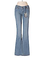 Salt Works Women Jeans 24 Waist
