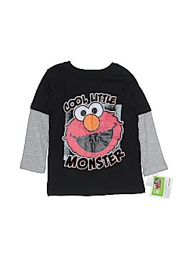Sesame Street Long Sleeve T-Shirt Size 4T