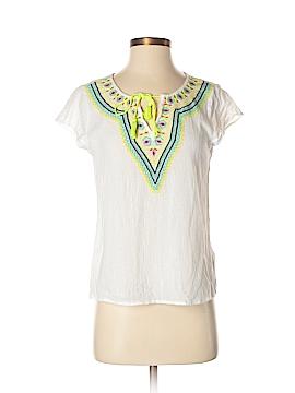 Decree Short Sleeve Blouse Size M