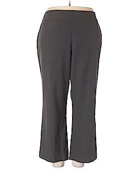 Roz & Ali Dress Pants Size 22 (Plus)