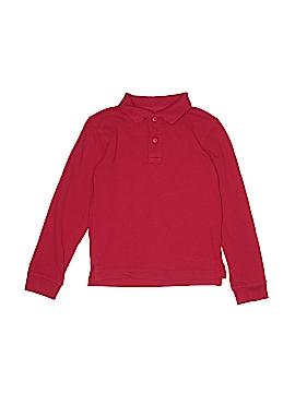 IZOD Long Sleeve Polo Size 7