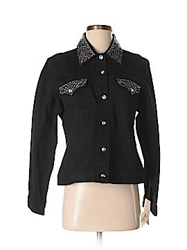 CHRISTINE ALEXANDER Denim Jacket Size S