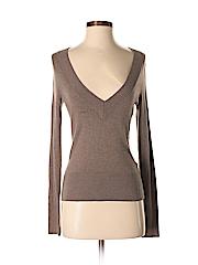 Banana Republic Women Silk Pullover Sweater Size XS (Petite)