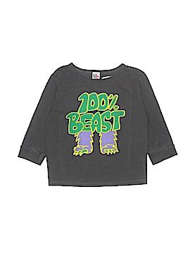 Junk Food Long Sleeve T-Shirt Size 4T