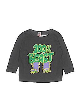 Junk Food Long Sleeve T-Shirt Size 2T