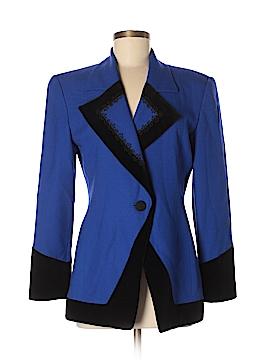 Cache Wool Blazer Size 8