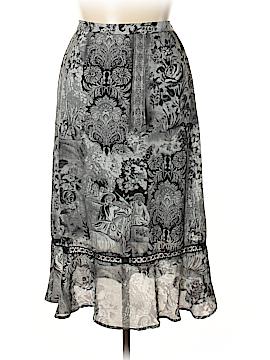 Sag Harbor Casual Skirt Size 16 (Petite)