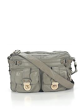 Hayden Harnett Leather Crossbody Bag One Size