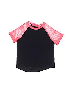 Me. n .u Short Sleeve Top Size 4