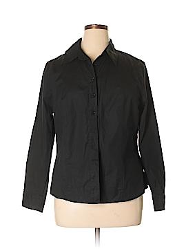Westbound Long Sleeve Button-Down Shirt Size XL