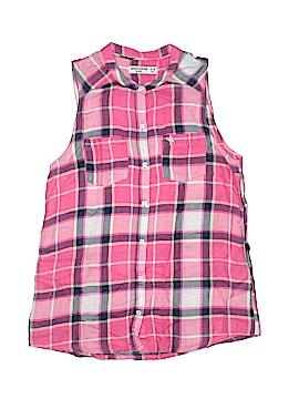 Abercrombie Sleeveless Blouse Size 15 - 16