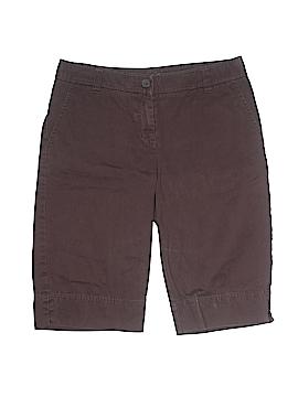 CAbi Khaki Shorts Size 6