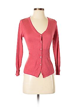 CAbi Silk Cardigan Size S