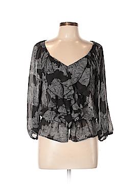 Sunny Leigh 3/4 Sleeve Blouse Size XL (Petite)