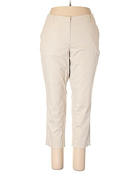 J.jill Khakis Size 18 (Plus)