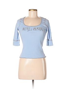 DKNY Jeans 3/4 Sleeve T-Shirt Size M