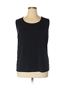 TanJay Sleeveless Blouse Size 2X (Plus)