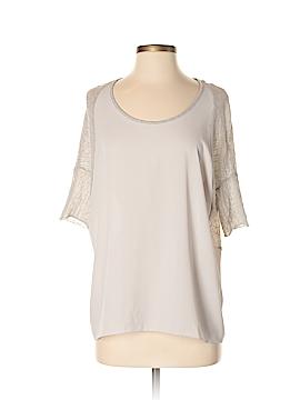 Lola & Sophie Short Sleeve Blouse Size XS
