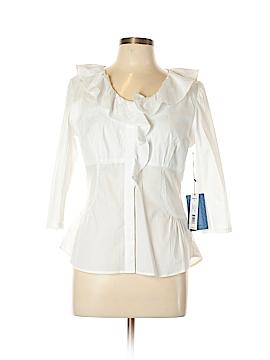 Simply Vera Vera Wang 3/4 Sleeve Blouse Size 10