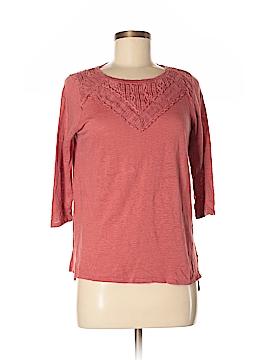 LC Lauren Conrad 3/4 Sleeve T-Shirt Size M