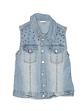 D-Signed Denim Vest Size M (Kids)