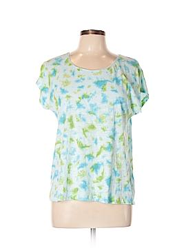 J.jill Short Sleeve T-Shirt Size L (Petite)