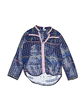 Japna Kids Long Sleeve Blouse Size 10