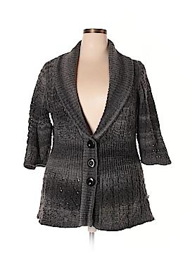 Classiques Entier Wool Cardigan Size 2X (Plus)