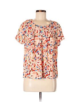 Wish Short Sleeve Blouse Size M