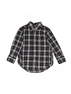 Ralph by Ralph Lauren Long Sleeve Button-Down Shirt Size 3T - 3