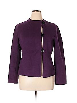 Charter Club Wool Cardigan Size 14 (Petite)