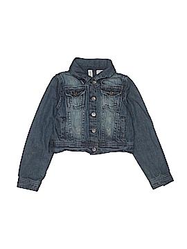 Toughskins Denim Jacket Size 4T