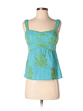 Nanette Lepore Sleeveless Blouse Size 8
