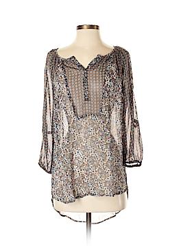 Philosophy Republic Clothing 3/4 Sleeve Blouse Size S