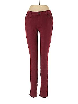 Joe's Jeans Velour Pants 30 Waist