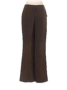 Jones New York Silk Pants Size 4 (Petite)