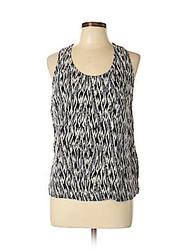 Cynthia Rowley Sleeveless Blouse Size XL