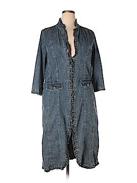 Bleu Bayou Denim Jacket Size L