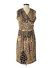 Peck & Peck Women Casual Dress Size S